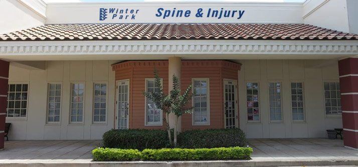 Chiropractic Winter Park FL Office Building
